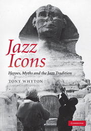 """Read """"Jazz Icons: Heroes, Myths and the Jazz Tradition"""" reviewed by Ian Patterson"""