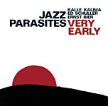 "Read ""Jazz Parasites: Very Early"" reviewed by Marc Medwin"