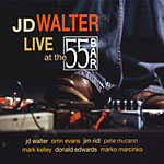 "Read ""Live at the 55 Bar"" reviewed by Victor L. Schermer"