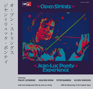 Album Open Strings by Jean-Luc Ponty