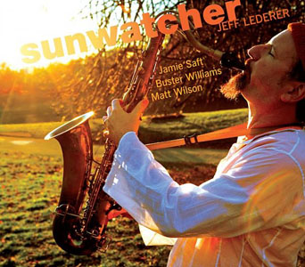 Album Sunwatcher by Jeff Lederer