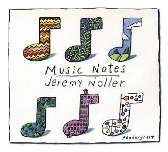 Album Music Notes by Jeremy Noller