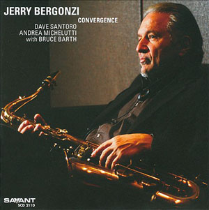 Album Convergence by Jerry Bergonzi