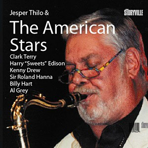 "Read ""Jesper Thilo & The American Stars"" reviewed by Chris Mosey"