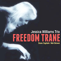 Album Jessica Williams: Freedom Trane by Jessica Williams