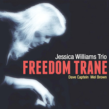 Album Freedom Trane by Jessica Williams