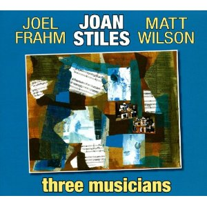 Album Three Musicians by Joan Stiles