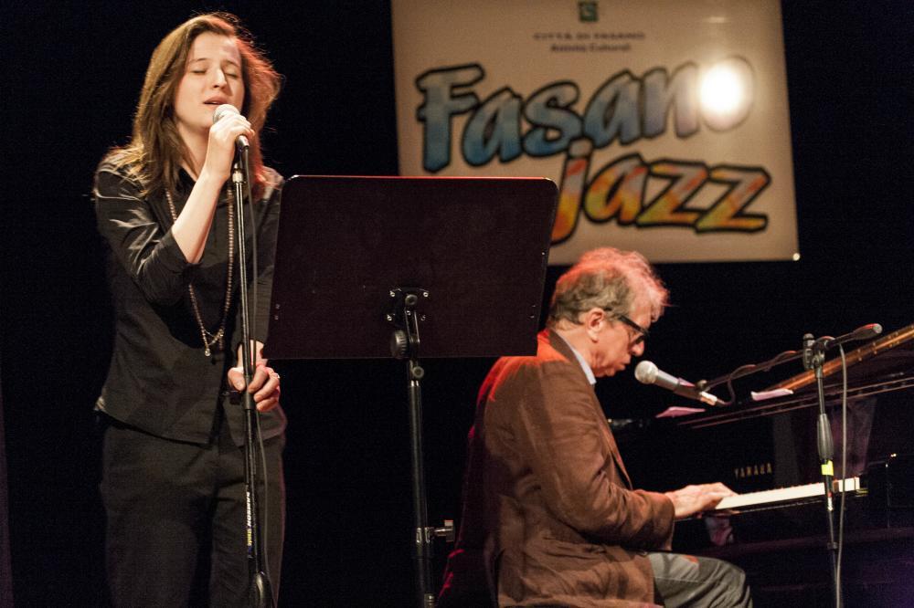 John Greaves al Fasano Jazz