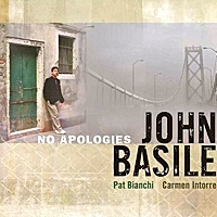 "John Basile New CD Release ""No Apologies"" on Stringtime Jazz"