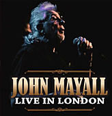 Album Live in London by John Mayall