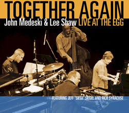 "Read ""Together Again: Live At The Egg"" reviewed by"
