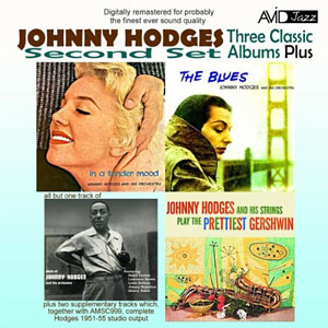 "Read ""Johnny Hodges: Second Set"" reviewed by David Rickert"