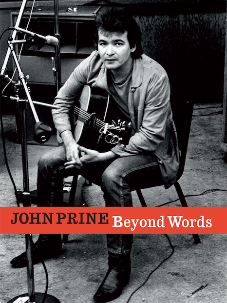 "Read ""Beyond Words by John Prine"" reviewed by C. Michael Bailey"