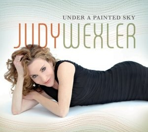 Album Under A Painted Sky by Judy Wexler