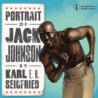Album Karl E. H. Seigfried: Portrait Of Jack Johnson by Karl E. H. Seigfried