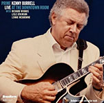 Album Prime: Live at the Downtown Room by Kenny Burrell