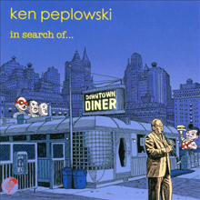 Album In Search Of ... by Ken Peplowski