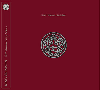 "Read ""King Crimson: Discipline (40th Anniversary Series)"" reviewed by"
