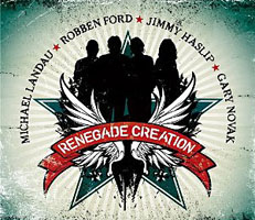 Album Renegade Creation by Michael Landau