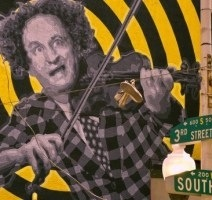 "Read ""Larry Fine Meets Stuff Smith: Fine Stuff"""
