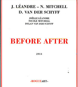 J. Leandre / N. Mitchell / D. Van Der Schyff: Before After