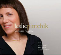 Leslie Pintchik: We're Here to Listen