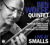 Live At Smalls by Ben Wolfe