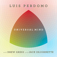 Album Universal Mind by Luis Perdomo