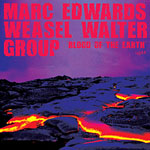 Album Blood Of The Earth by Marc Edwards