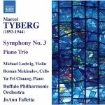 Marcel Tyberg: Symphony No. 3, Piano Trio
