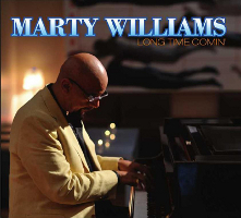 Marty Williams: Long Time Comin'