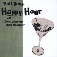 Album Happy Hour by Matt Renzi