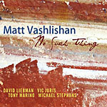 Album No Such Thing by Matt Vashlishan