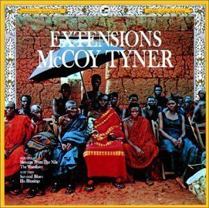 "Read ""McCoy Tyner: Extensions"" reviewed by Chris May"