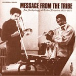 Album Message From The Tribe: An Anthology of Tribe Records 1972-1976 by Tribe