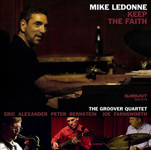 Album Keep the Faith by Mike LeDonne