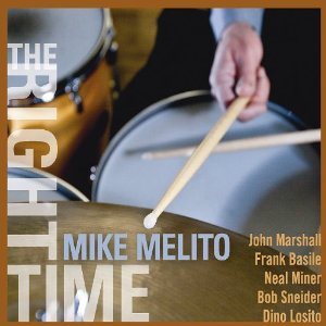 Album The Right Time by Mike Melito
