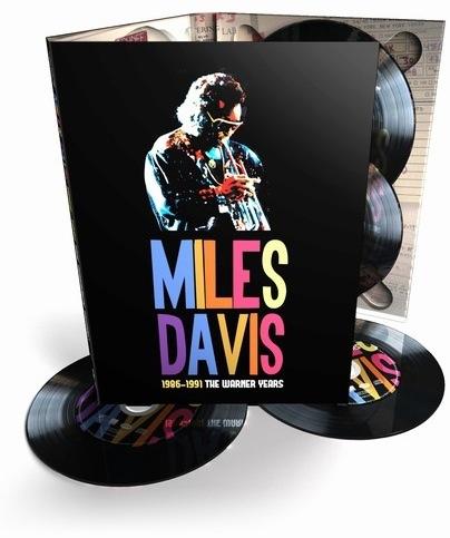 "Read ""Miles Davis: 1986-1991 The Warner Years"""