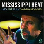 Album Let's Live it Up! by Mississippi Heat