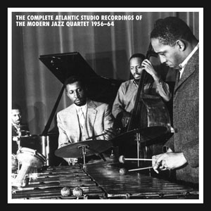 "Read ""Modern Jazz Quartet: The Complete Atlantic Studio Recordings 1956-64"" reviewed by Eugene Holley, Jr."