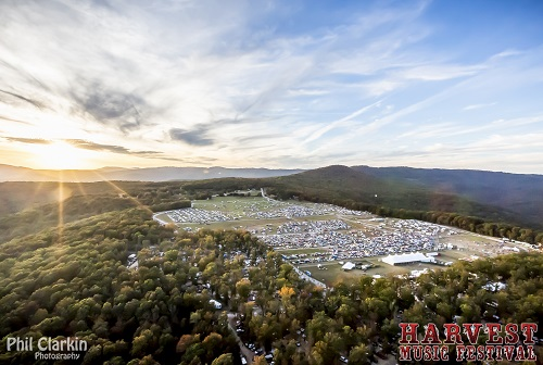 The 2014 Mulberry Mountain Harvest Music Festival