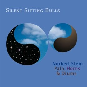 Silent Sitting Bulls by Norbert Stein Pata, Horns & Drums