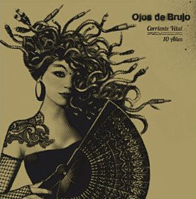 "Read ""Ojos De Brujo: Corriente Vital - 10 Anos"" reviewed by Chris May"