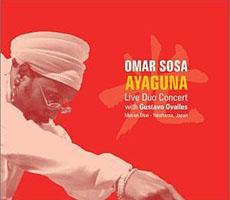 Album Ayaguna by Omar Sosa