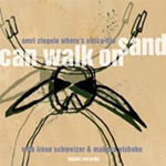 Omri Ziegele's Where's Africa Trio: Can Walk On Sand