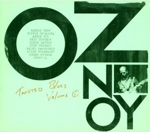 Album Twisted Blues Volume 1 by Oz Noy