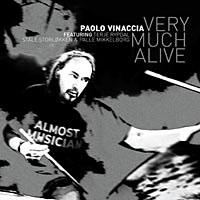 Paolo Vinaccia: Very Much Alive