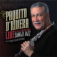 Tango Jazz: Live at Lincoln Center