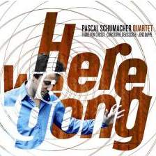 Album Here We Gong by Pascal Schumacher