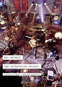 """Read """"Pat Metheny: The Orchestrion Project"""" reviewed by John Kelman"""